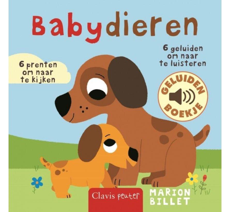 Babydieren (geluidenboekje)
