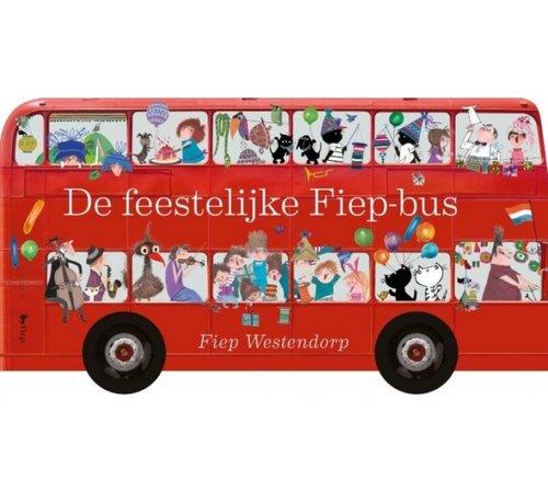 Singel Uitgeverijen | Volt De feestelijke Fiep-bus