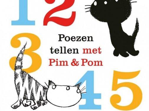 Singel Uitgeverijen | Volt Poezen tellen met Pim en Pom