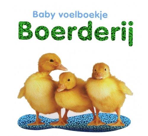 Veltman Uitgevers Baby voelboekje Boerderij