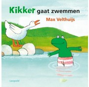 WPG Kikker gaat zwemmen