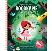 De Lantaarn Zaklampboek Speuren naar Roodkapje