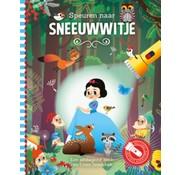 De Lantaarn Zaklampboek Speuren naar Sneeuwwitje
