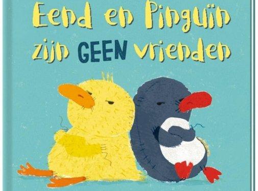 De Vier Windstreken Eend en pinguin zijn GEEN vrienden