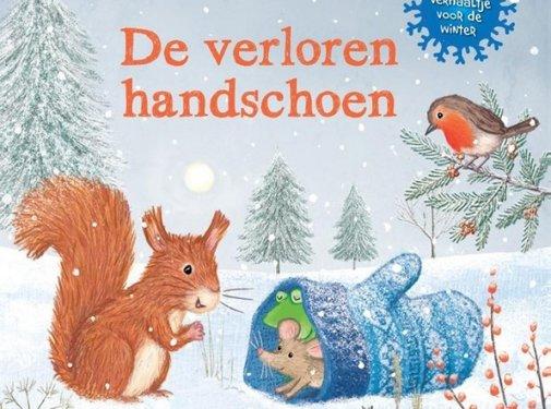 Veltman Uitgevers De verloren handschoen