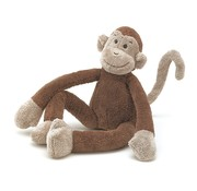 Jellycat Knuffel Aap Slackajack Monkey