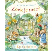 WPG Pieter Konijn: Zoek je mee? (flapjesboek)