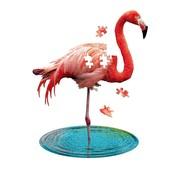 Madd Capp Puzzel Flamingo I AM Lil'  Flamingo 100pcs