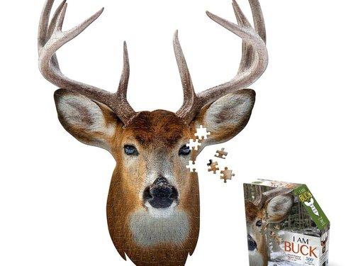 Madd Capp Puzzel Hert I AM Buck 300pcs