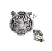 Madd Capp Puzzel Tijger I AM White Tiger 300pcs