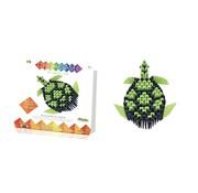 Creagami Origami Schildpad 3D XS