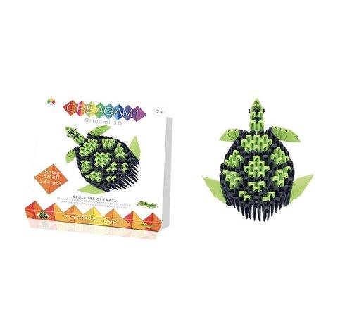 Creagami Origami Turtle 3D XS