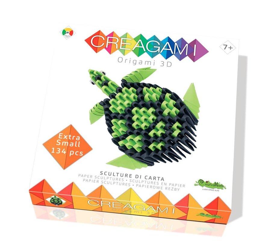 Origami Schildpad 3D XS