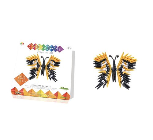 Creagami Origami Butterfly 3D XS