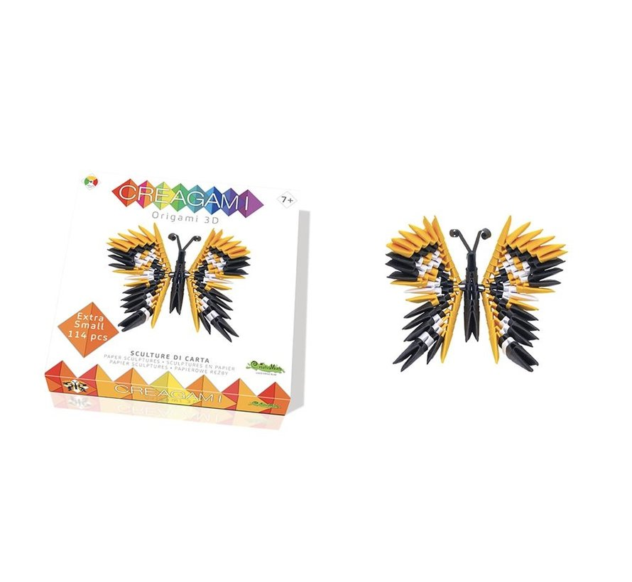 Origami Butterfly 3D XS