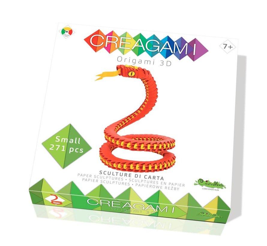Origami Snake 3D S