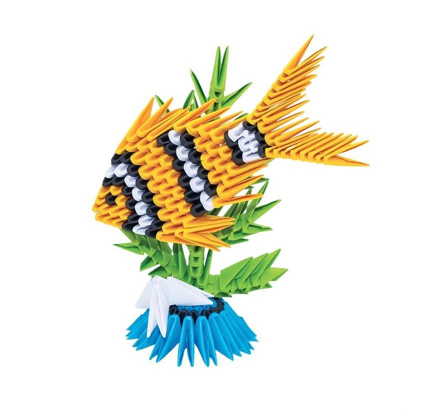 Origami Fish 3D S