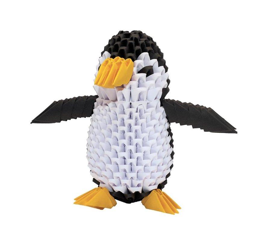 Origami Pinguin 3D M