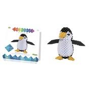 Creagami Origami Penguin 3D M