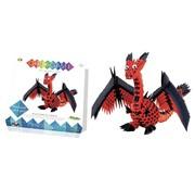 Creagami Origami Draak 3D M