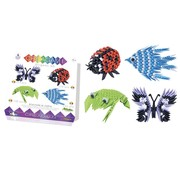Creagami Origami Set Animals 3D 4-pcs
