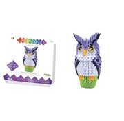 Creagami Origami Owl 3D L
