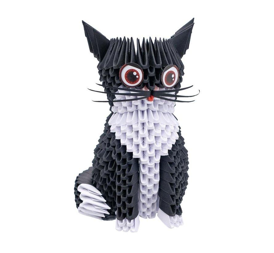 Origami Cat 3D L