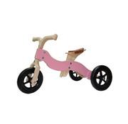 Van Dijk Toys Trike Loopfiets 3-Wieler