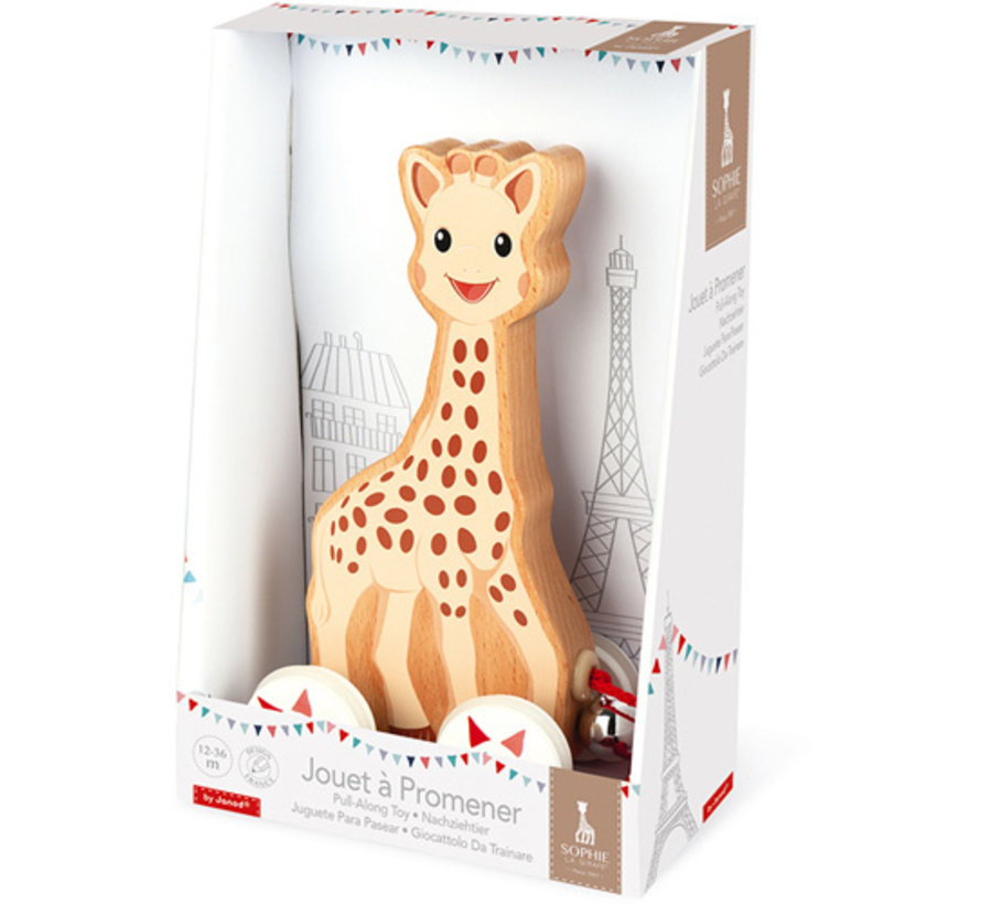 Trekfiguur Sophie de Giraf
