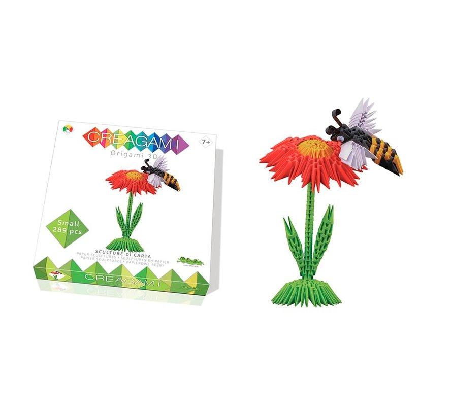 Origami Bij 3D S
