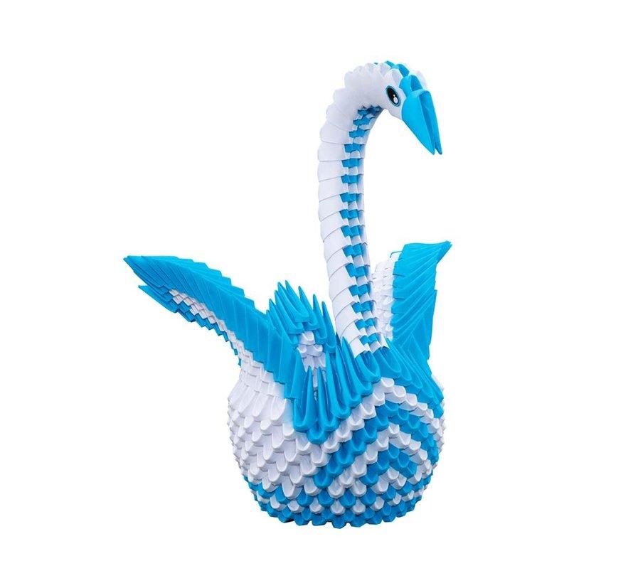Origami Swan 3D M