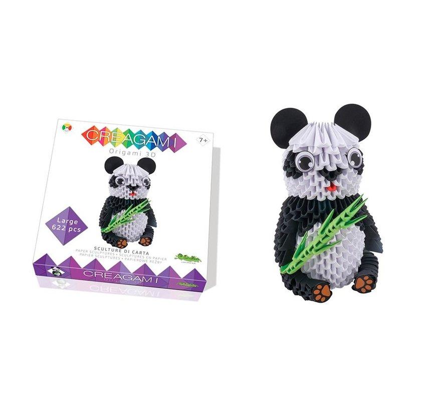 Origami Panda 3D L