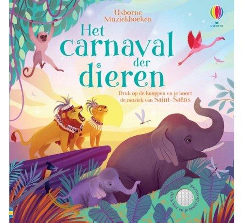 Uitgeverij Usborne Het carnaval der dieren