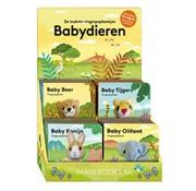 Image Books Vingerpopboekje babydieren