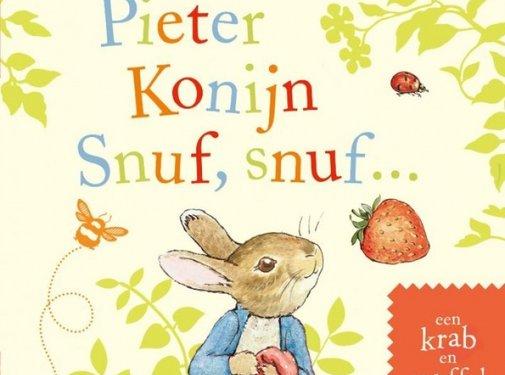 WPG Pieter Konijn: Snuf, snuf...