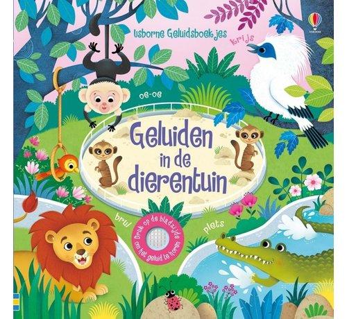 Uitgeverij Usborne Geluiden in de dierentuin