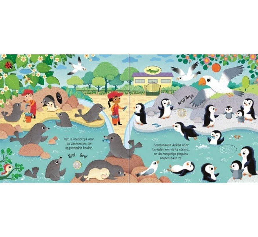 Geluiden in de dierentuin
