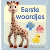 Veltman Uitgevers Baby kartonboekje Sophie: Eerste woordjes