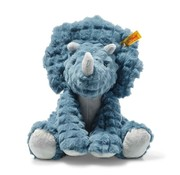 Steiff Soft Cuddly Friends Dixi Triceratops