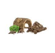 Schleich Speelset Huis van de Schildpad 42506