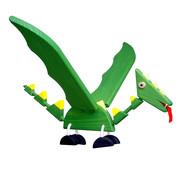 Van Dijk Toys Zweeffiguur Draak