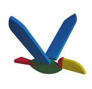 Van Dijk Toys Zweeffiguur Toekan