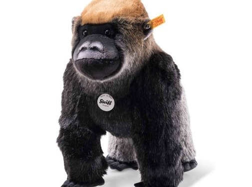 Steiff Knuffel Aap National Geograpghic Boogie Gorilla