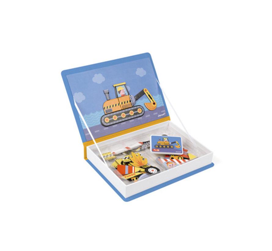Magneetboek Voertuigen
