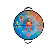 Scratch Disker Game Space Spel