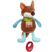 sigikid Musical soft toy fox