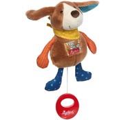 sigikid Knuffel Muziekknuffel Hond