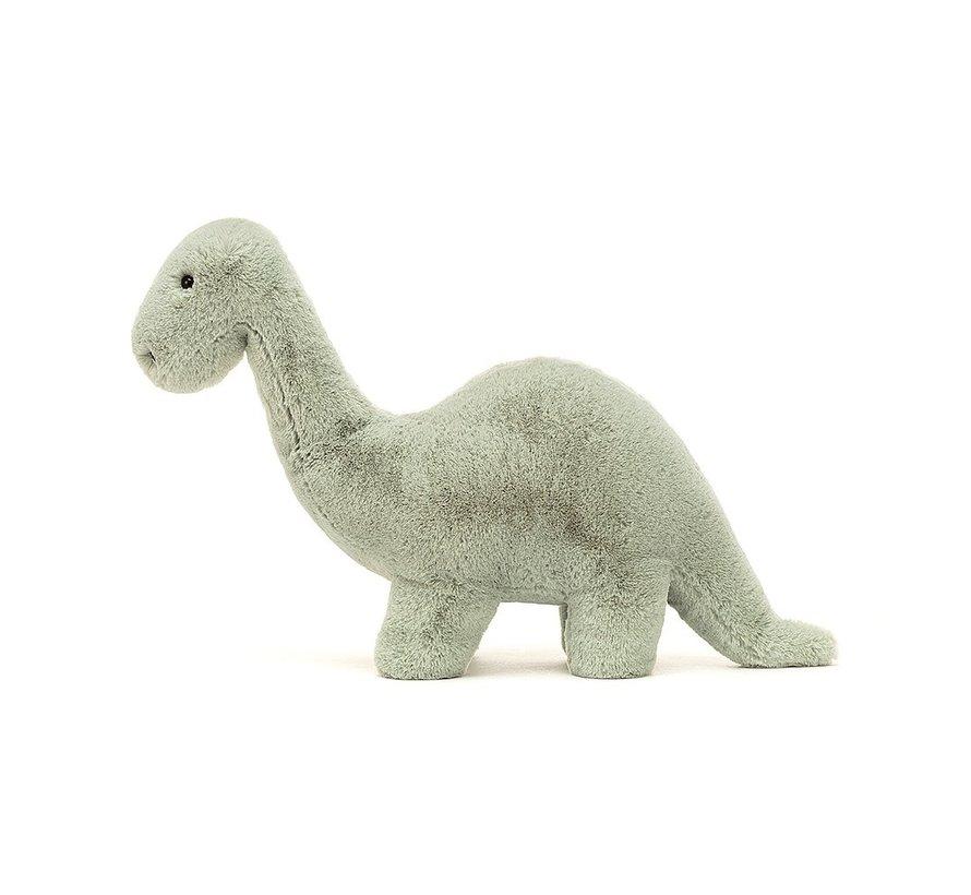 Knuffel Dino Fossilly Brontosaurus