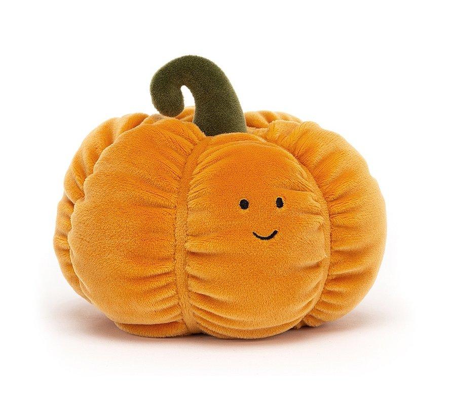 Knuffel Pompoen Vivacious Vegetable Pumpkin