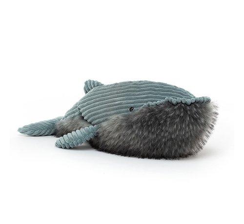 Jellycat Knuffel Walvis Wiley Whale